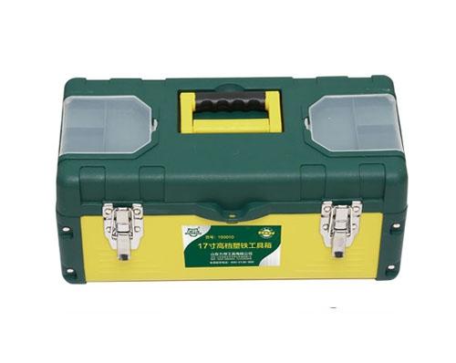 塑铁手提式工具箱