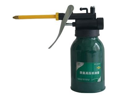 塑盖高压机油壶